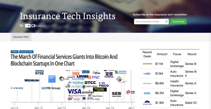Inusrance Tech Insights