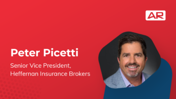 Peter Picetti, Senior Vice President, Herffernan Insurance on the Connected Insurance Podcast presented by Agency Revolution