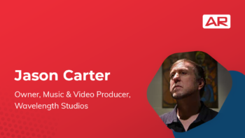 Jason Carter, Owner, Music & Video Producer, Wavelength Studio on the Connected Insurance Podcast presented by Agency Revolution
