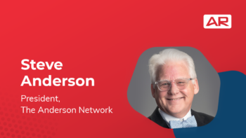 Steve Anderson, President, The Anderson Network, Best-Selling Author, The Bezos Letters on the Connected Insurance Podcast presented by Agency Revolution