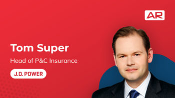 Tom Super, Head of P&C Insurance, J.D. Power, on the Connected Insurance Podcast presented by Agency Revolution